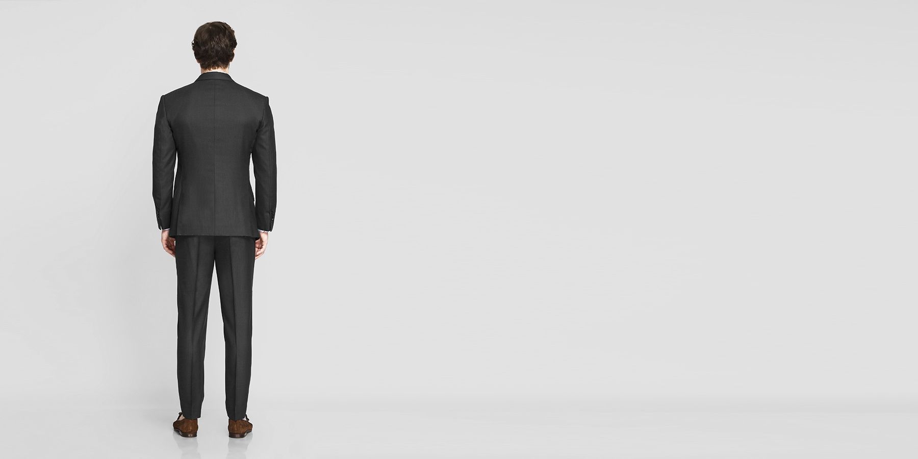 Chicago Charcoal Birdseye Suit- view-2