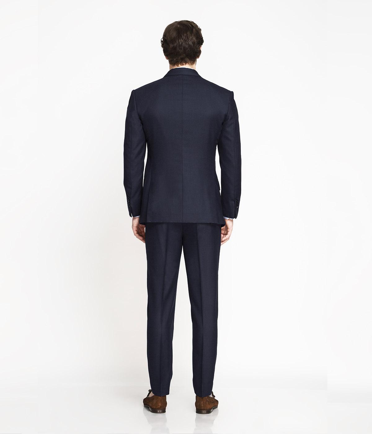 Moss Blue Birdseye Suit-mbview-2