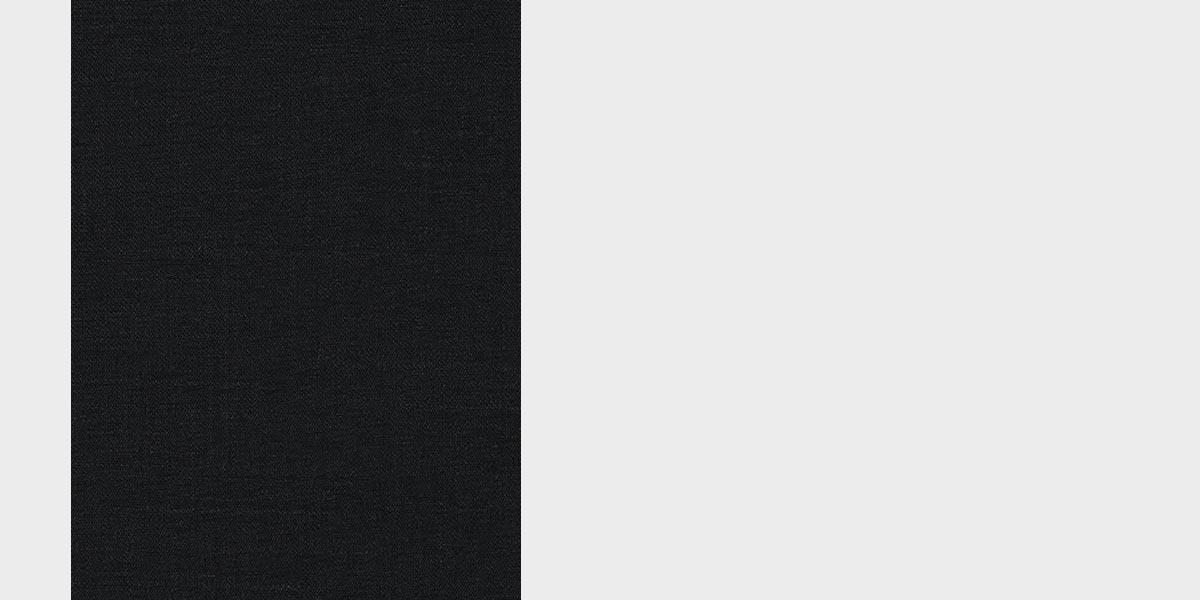 Black Classic Wool Custom Suit- view-3