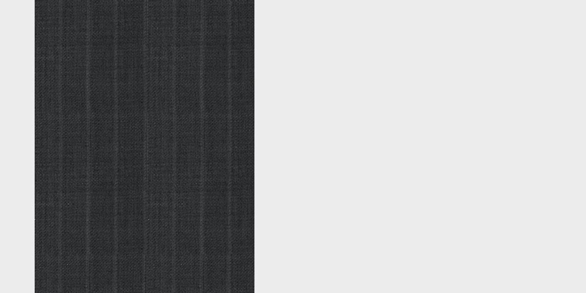 Charcoal Stripe Custom Suit- view-3