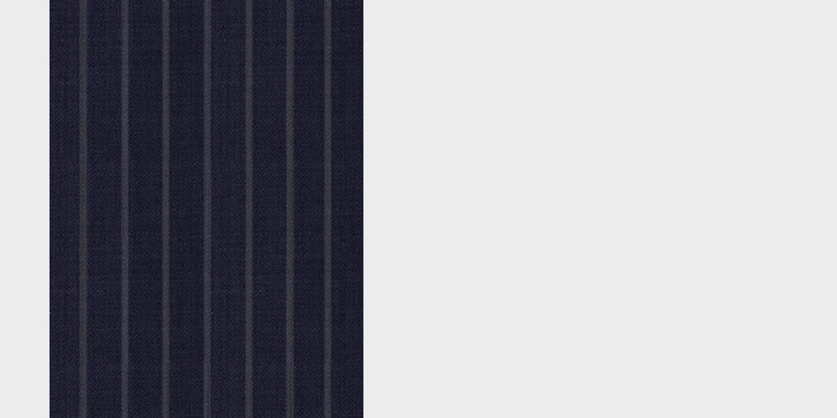 Navy Stripe Custom Suit- view-3