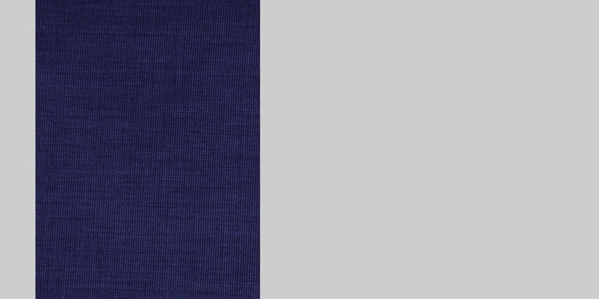 Royal Blue Fine Weave Henley Shirt- view-3