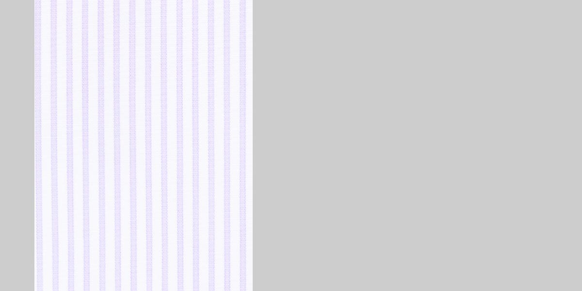 Purple & White Striped Shirt- view-3