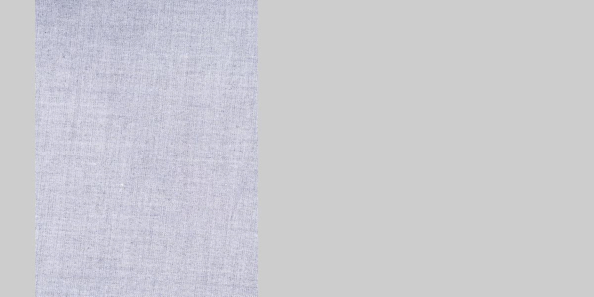 Grey Chambray Imperial Polo Shirt- view-3