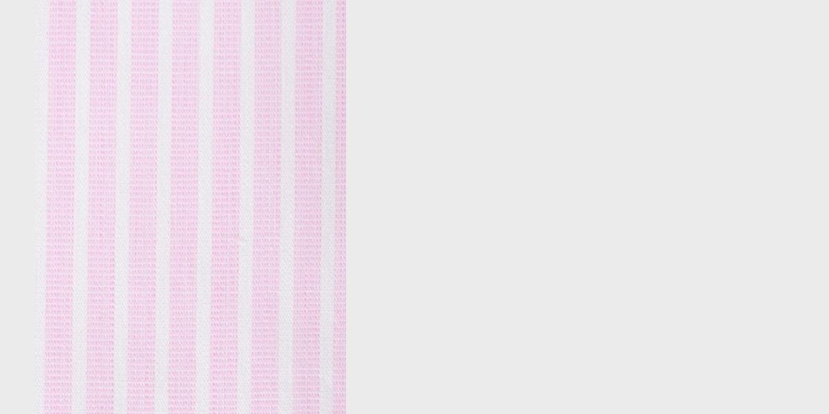 Salmon Pink Striped Shirt- view-3