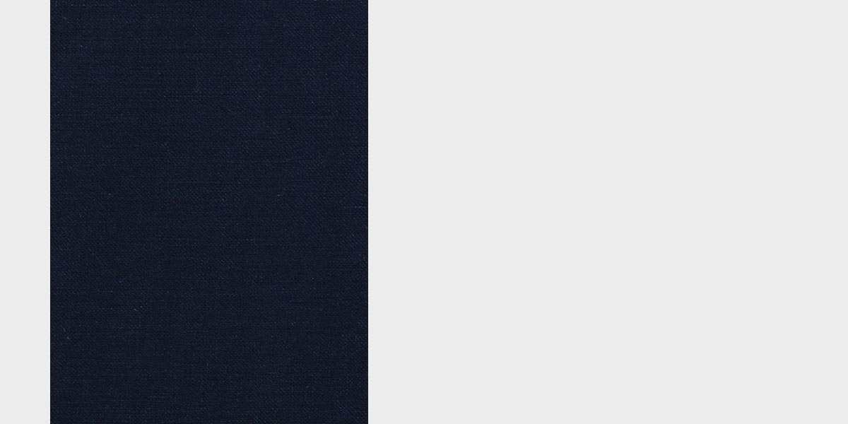 Presidential Navy Linen Suit- view-3