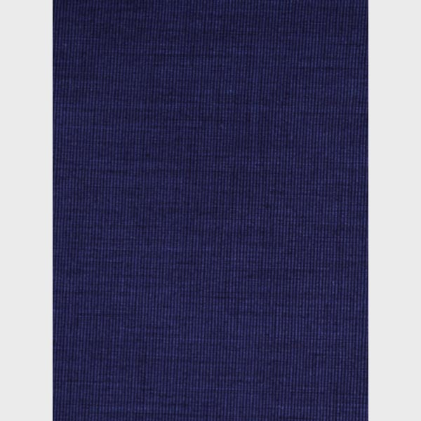 Royal Blue Fine Weave Henley Shirt-mbview-3