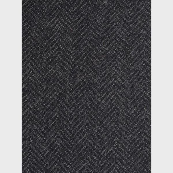 Charcoal Herringbone Wool Overcoat-mbview-4