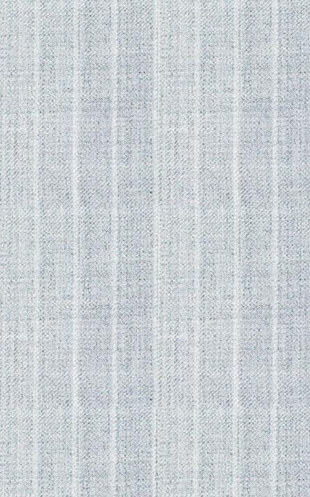 Fabric shot for Light Grey Stripe Custom Suit