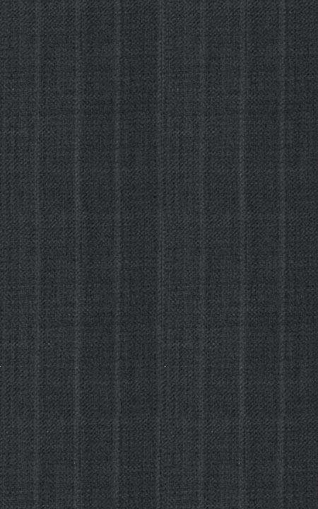 Fabric shot for Charcoal Stripe Custom Suit