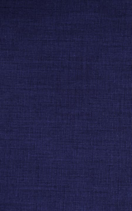Royal Blue Basketweave Cotton