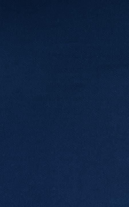 Deep Blue Solid Cotton