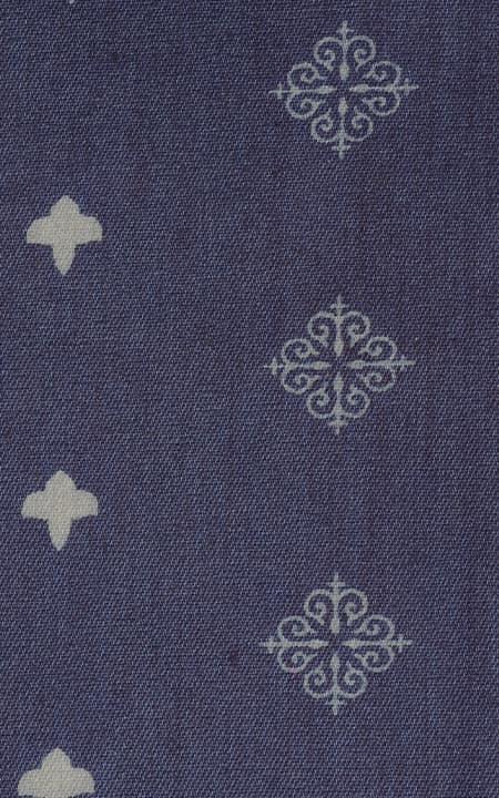 Indigo Blue Light Weight Cotton