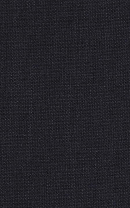 WoolRich Charcoal Grey Fine-worsted weave
