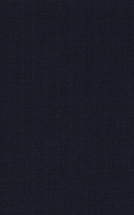 WoolRich Navy Blue Herringbone