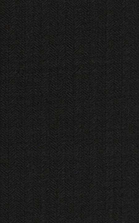 WoolRich Black Herringbone
