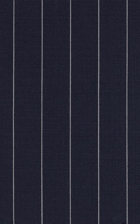 WoolRich Navy Broadstripes