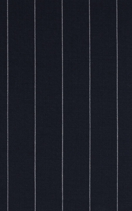 Wool Midnight Blue