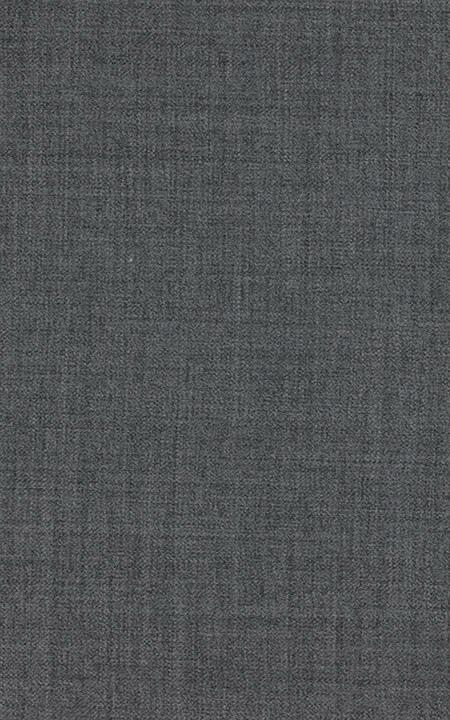 Pure Wool Fine-worsted Dark Grey Sharkskin