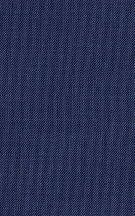 Pure Wool Fine-Worsted Solid Blue