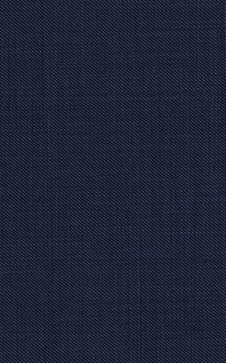 Pure Wool Navy Blue