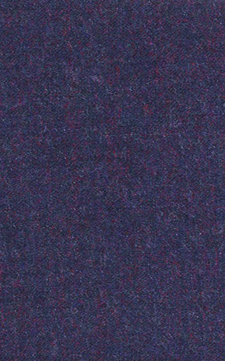 Pure Wool Fine-Worsted Purple Flannel