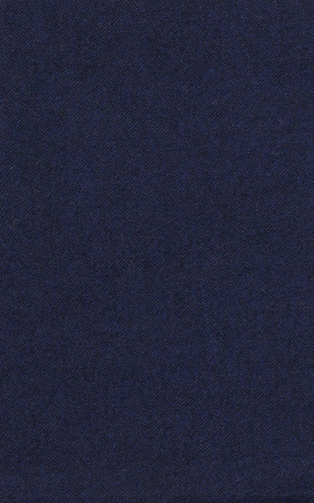 Fabric shot for Piccadilly Midnight Blue Flannel Suit