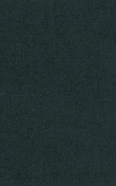 Pure Wool Fine-Worsted Dark Green Flannel