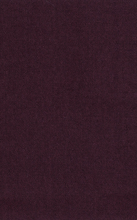 Pure Wool Fine-Worsted Maroon Flannel