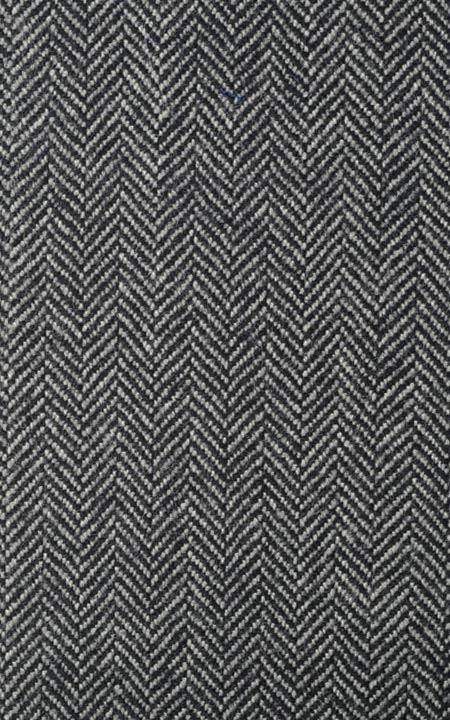 Fabric shot for Chelsea  Gray Tweed Waistcoat