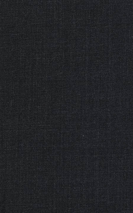 Wool Charcoal Grey Sharkskin