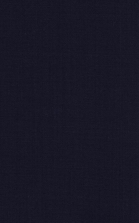 Wool Midnight Blue Solid