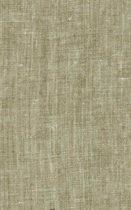 Belgian Sand Brown Textured Linen