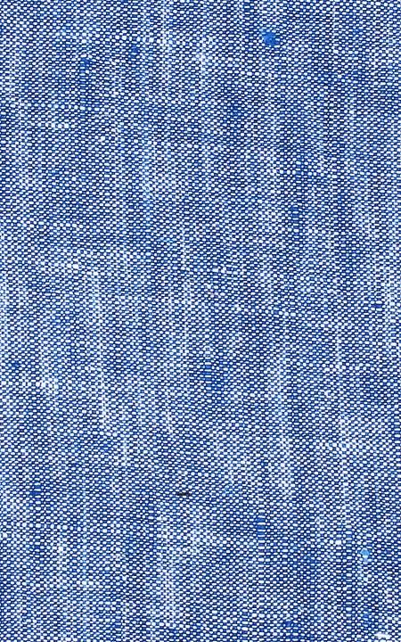Fabric shot for Newport Blue Linen Suit