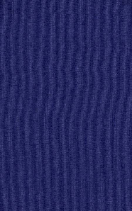 Pure Wool Turkish Blue Solid