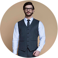 Custom Waistcoat