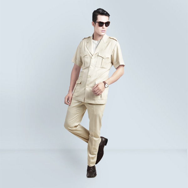 James Bond Safari Suit-mbview-1