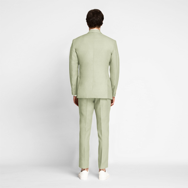 Sage Green Cotton Suit-mbview-2