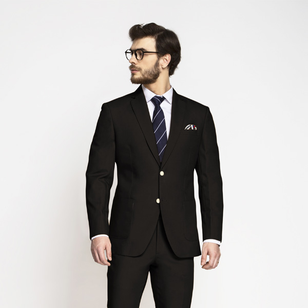 Chocolate Brown Cotton Suit-mbview-3