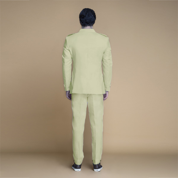 Fraser Sage Green Leisure Suit-mbview-2