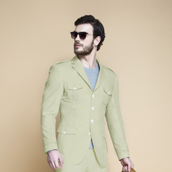 Fraser Sage Green Leisure Suit-mbview-3