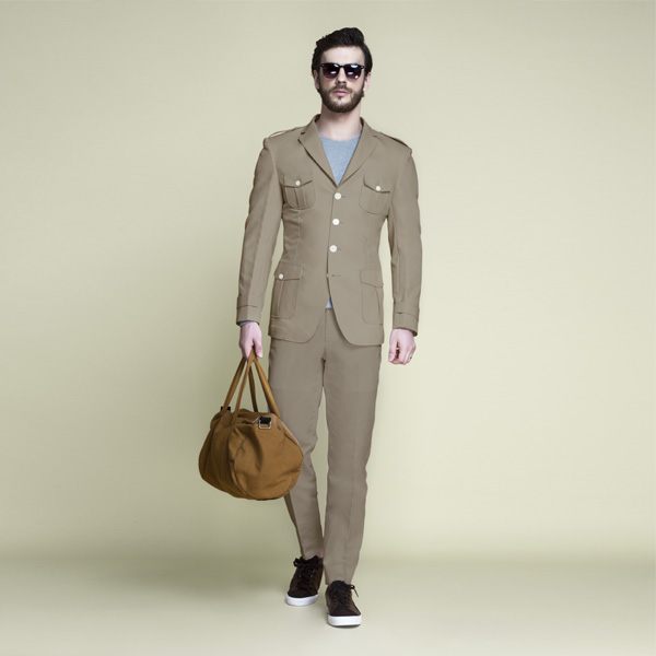 Pebble Brown Leisure Suit-mbview-1