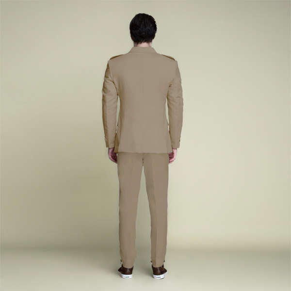 Pebble Brown Leisure Suit-mbview-2