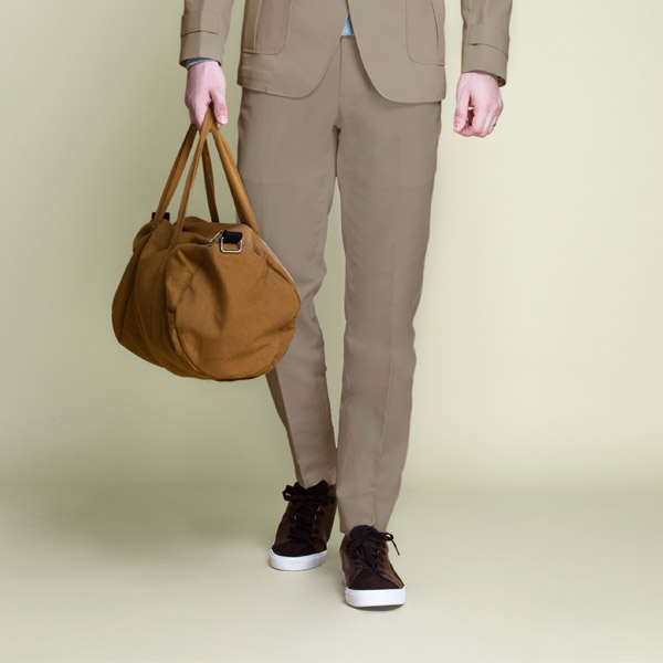 Pebble Brown Leisure Suit-mbview-4