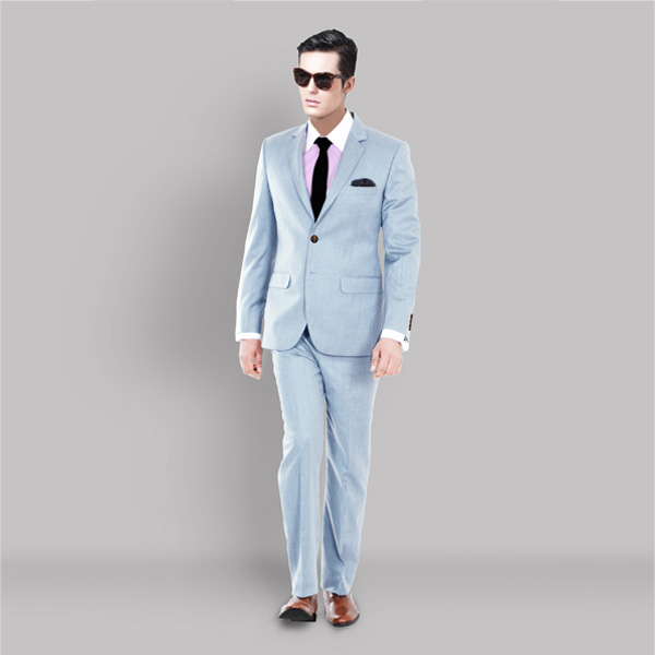 Premium 120s Light Blue Suit-mbview-1