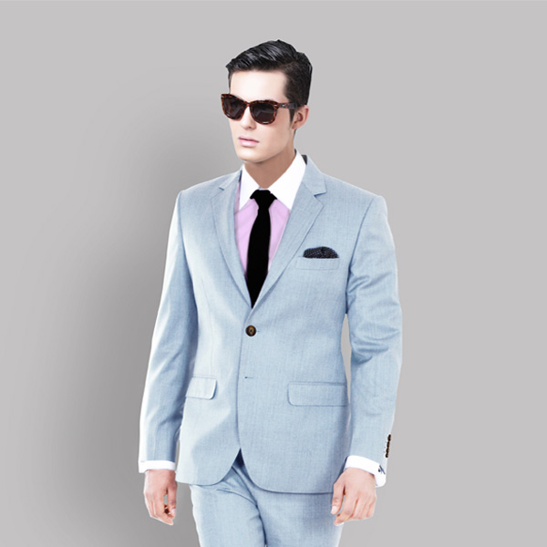 Premium 120s Light Blue Suit-mbview-2