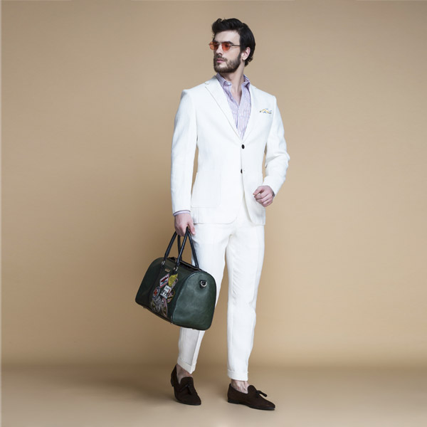 Cardiff Off White Linen Suit-mbview-1