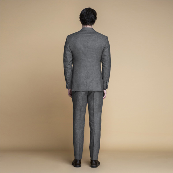 Irish Grey Linen Suit-mbview-2