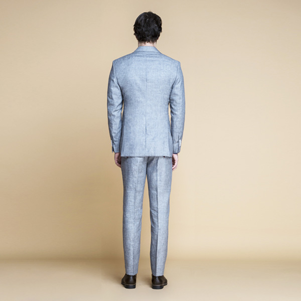 Viennese Grey Linen Suit-mbview-2