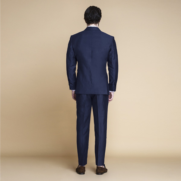 Harbor Blue Linen Suit-mbview-2